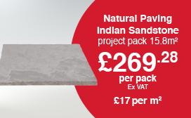 Natural Indian Sandstone