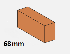68 mm
