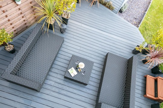 The Benefits of Composite Decking