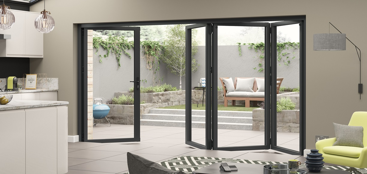 Bi-fold Doors for Home and Garden