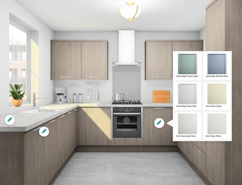 Kitchen Visualiser