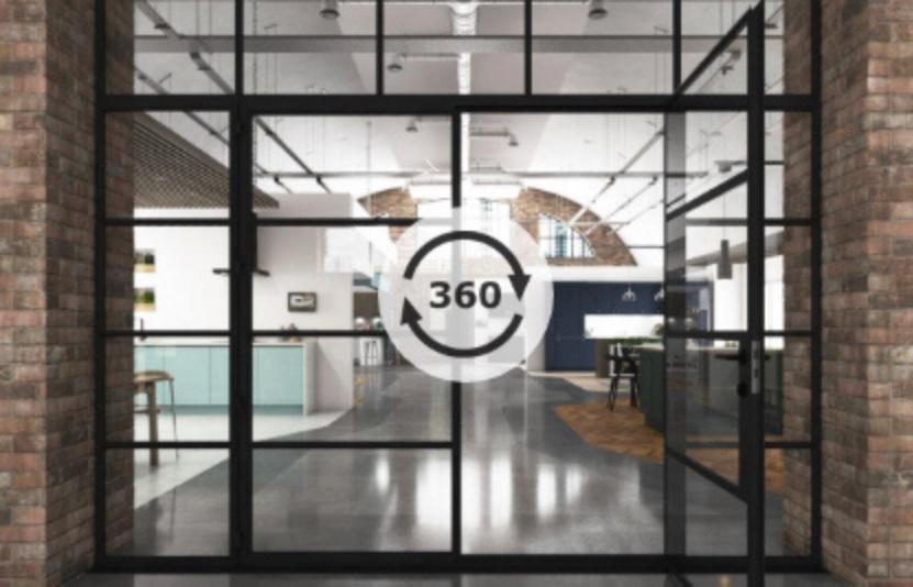 360° Virtual Kitchen Showroom
