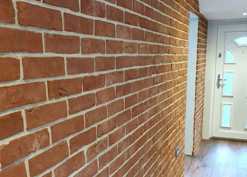 How to Fit Brick Slips in 5 Steps