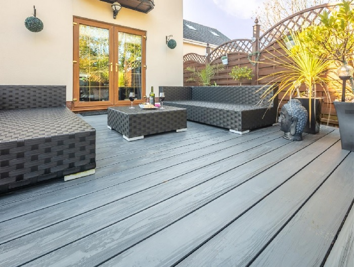 How to Lay Composite Decking