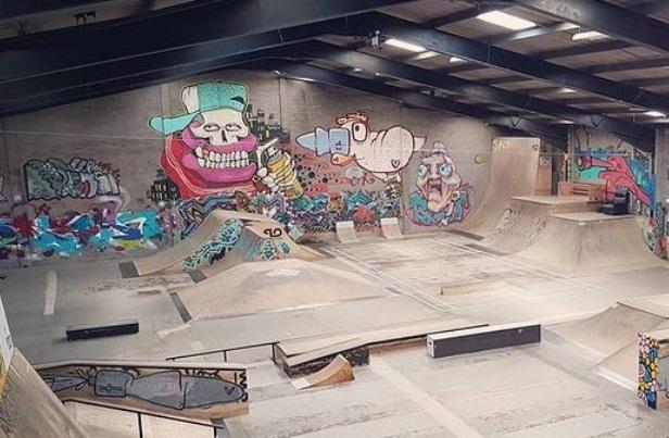 Flo Skatepark Project