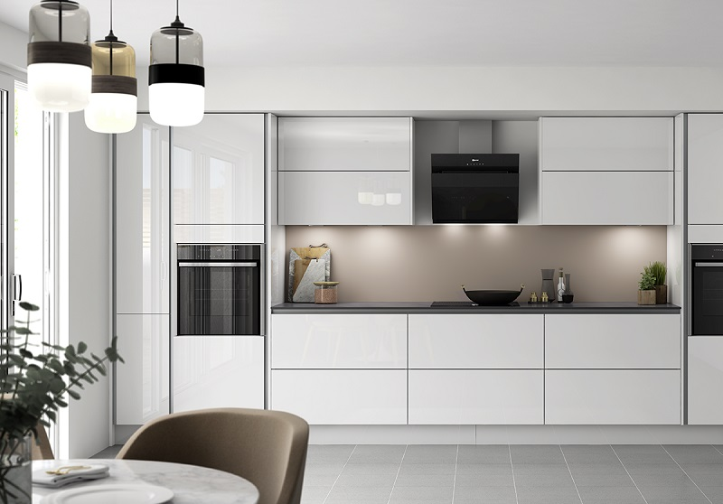 Guide to Handleless Kitchens