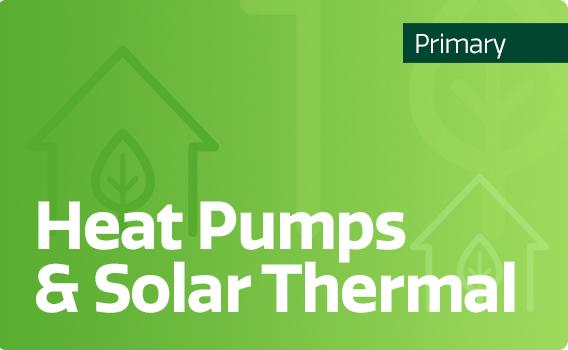 Heat Pumps & Solar Thermal