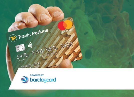 Travis Perkins Credit Card