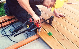 Laying Decking for Your Client? Tips and Advice