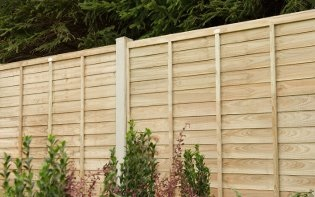 Types of Fencing & Treatments