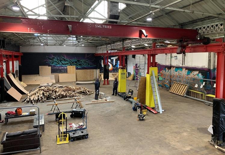 LS-Ten Skatepark Project