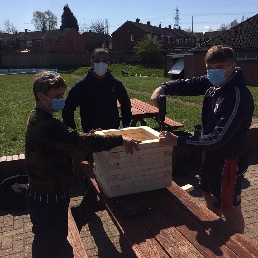 Normanton Knights ARLFC Project