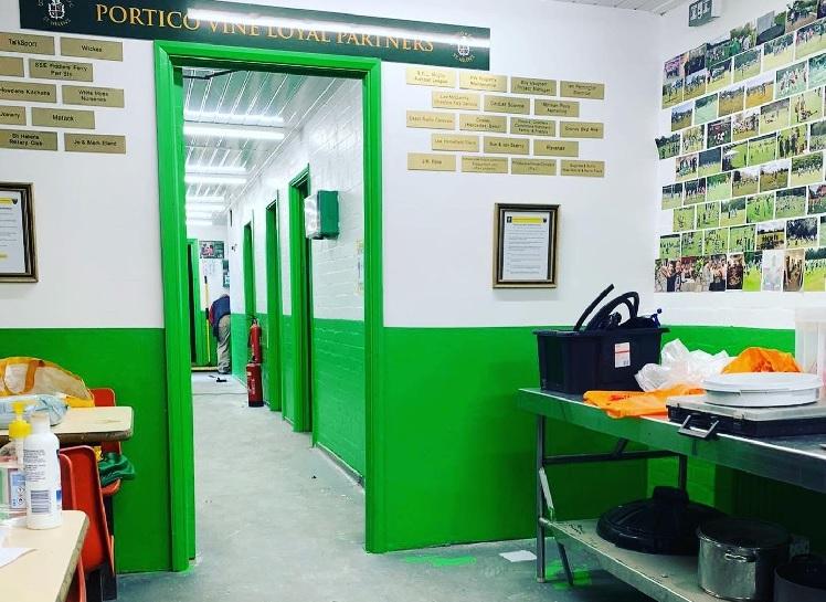 Portico Vine ARFLC Project