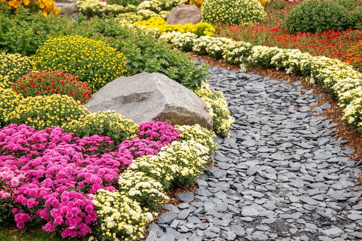 Uses for Slate Chippings