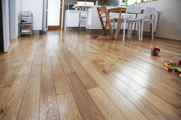 Care of Wooden Flooring