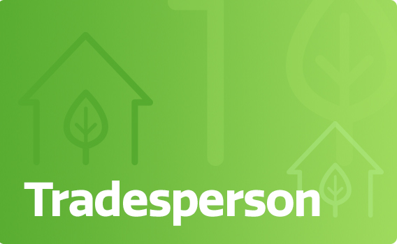 Green Homes Grant Tradesperson