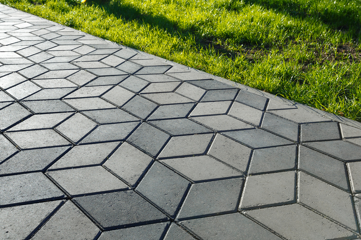 Updating a Driveway