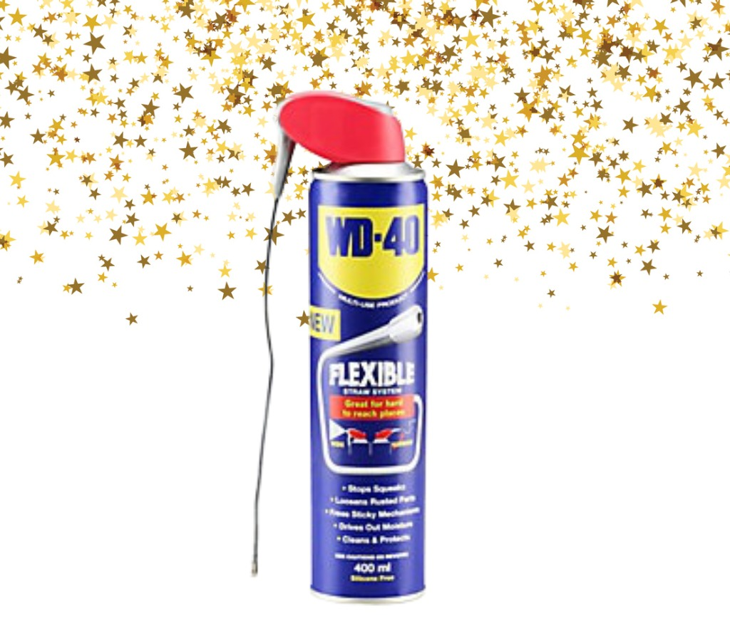 March 2021 WD-40 Giveaway